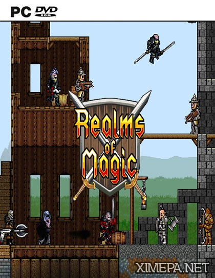 постер игры Realms of Magic