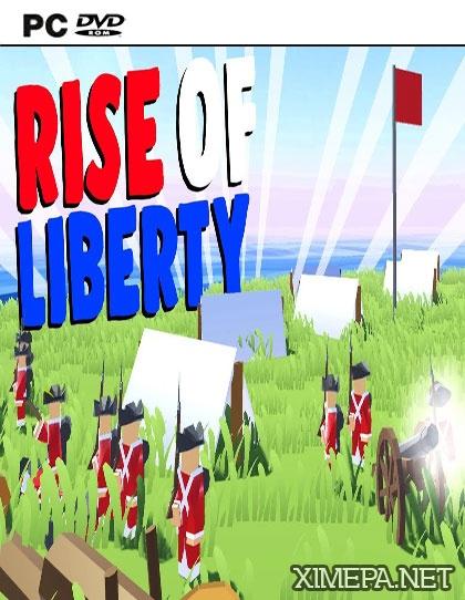 постер игры Rise of Liberty