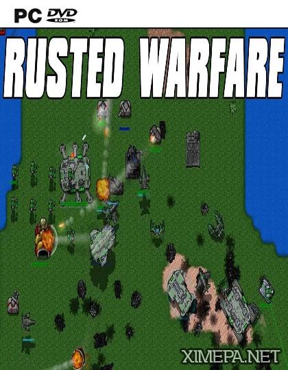 постер игры Rusted Warfare - RTS