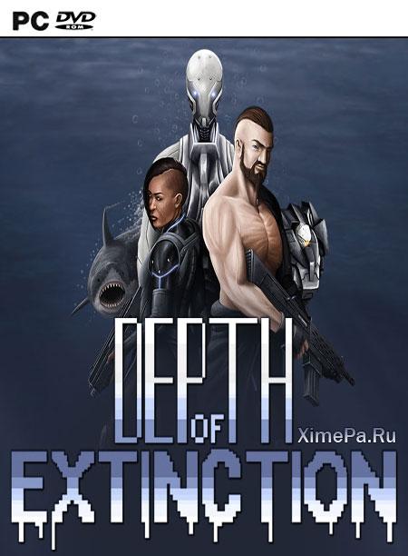 постер игры Depth of Extinction