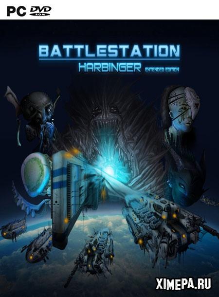 постер игры Battlevoid: Harbinger