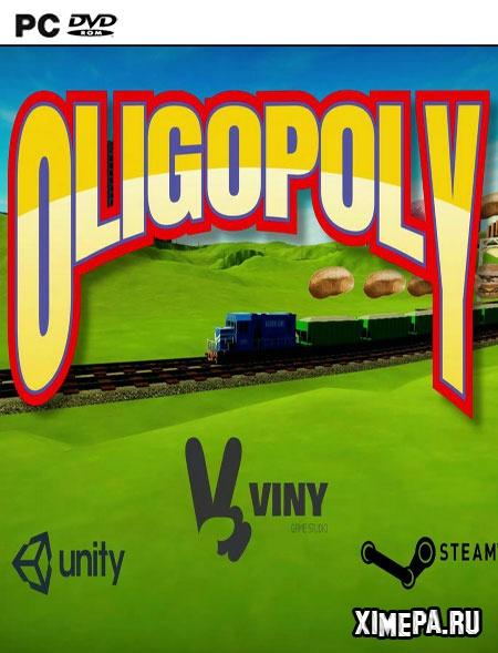 постер игры Oligopoly: Industrial Revolution