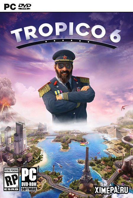 постер игры Tropico 6
