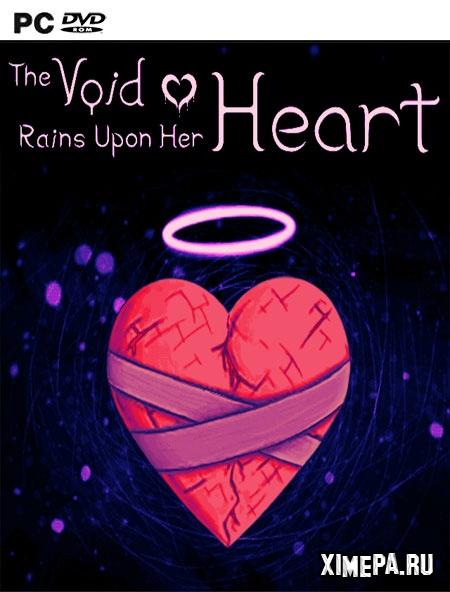 постер игры The Void Rains Upon Her Heart