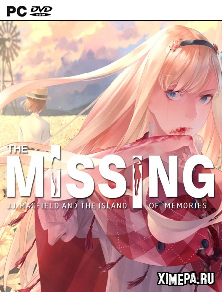постер игры The MISSING: J.J. Macfield and the Island of Memories
