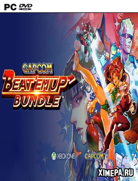 постер игры Capcom Beat 'Em Up Bundle