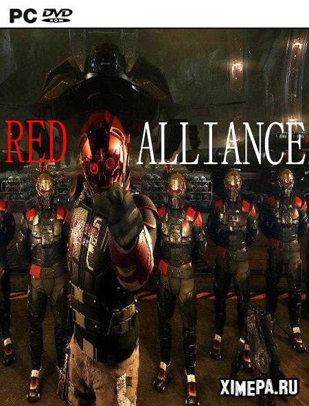 постер игры Red Alliance