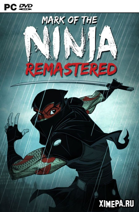 постер игры Mark of the Ninja: Remastered
