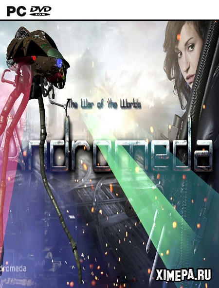 постер игры The War of the Worlds: Andromeda