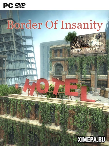 постер игры Border Of Insanity