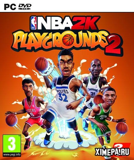 постер игры 2K Playgrounds 2