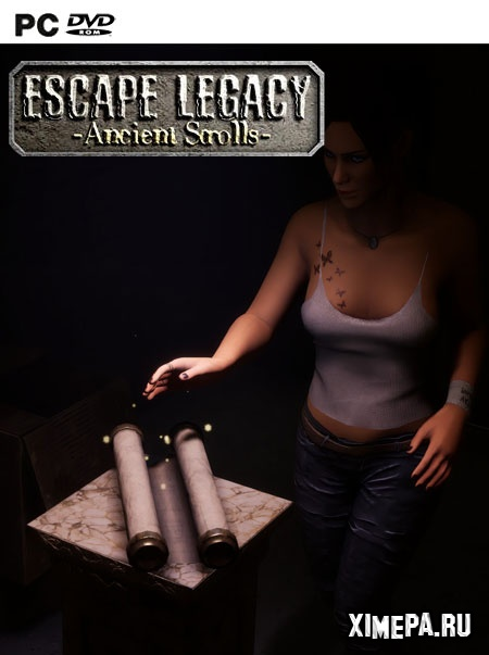 постер игры Escape Legacy: Ancient Scrolls