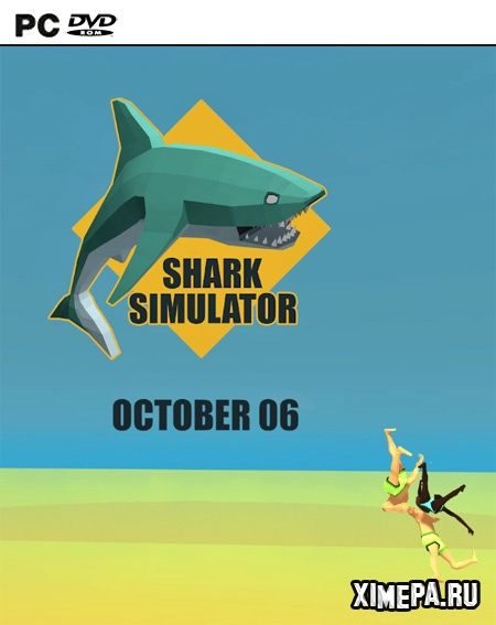 постер игры Shark Simulator