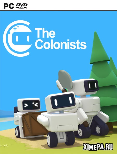 постер игры The Colonists