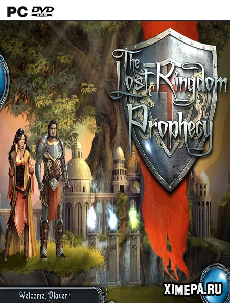 постер игры The Lost Kingdom Prophecy