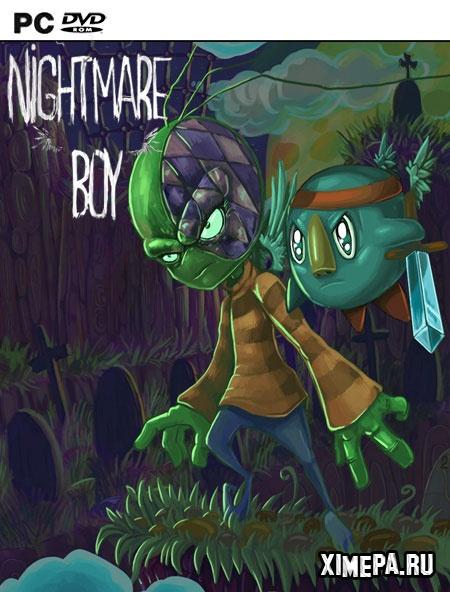 постер игры Nightmare Boy