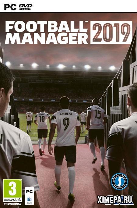 постер игры Football Manager 2019