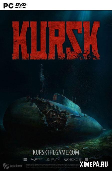 постер игры Курск \ KURSK