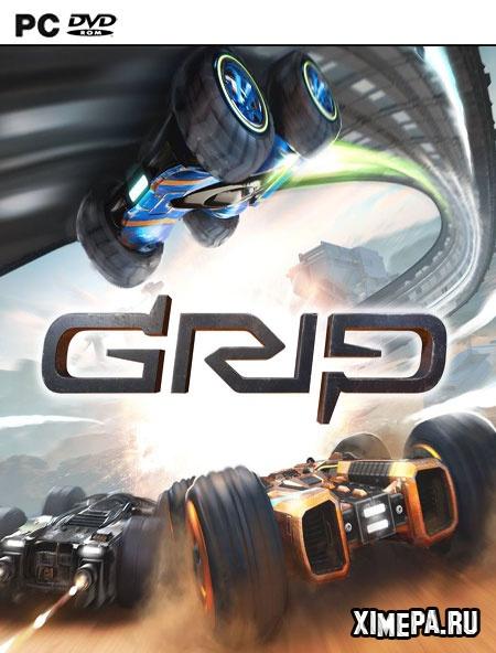 постер игры Grip: Combat Racing