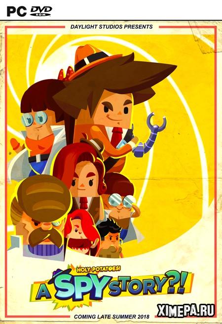 постер игры Holy Potatoes! A Spy Story?!