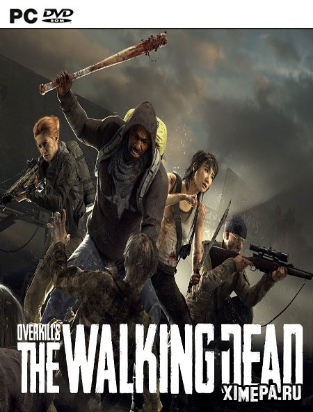 постер игры OVERKILL's The Walking Dead