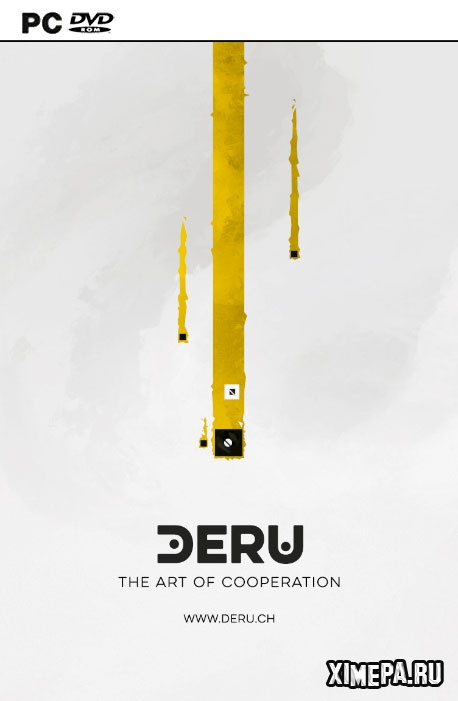 постер игры DERU - The Art of Cooperation