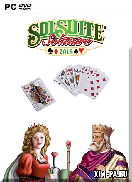 постер игры SolSuite 2018