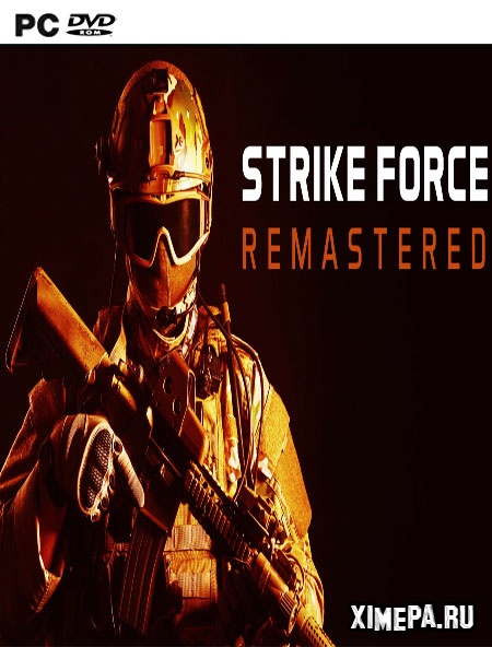 постер игры Strike Force Remastered