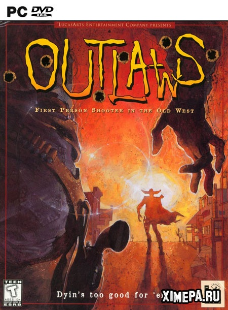 постер игры Outlaws