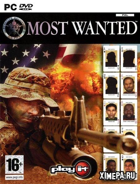 постер игры 10 врагов Америки