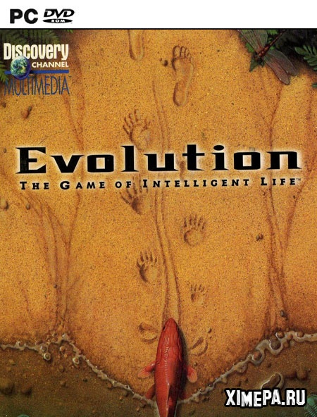 постер игры Evolution: The Game of Intelligent Life