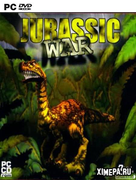постер игры Jurassic War