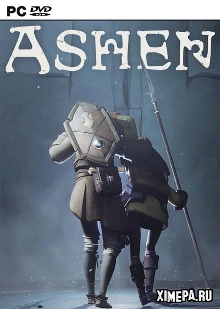 постер игры Ashen