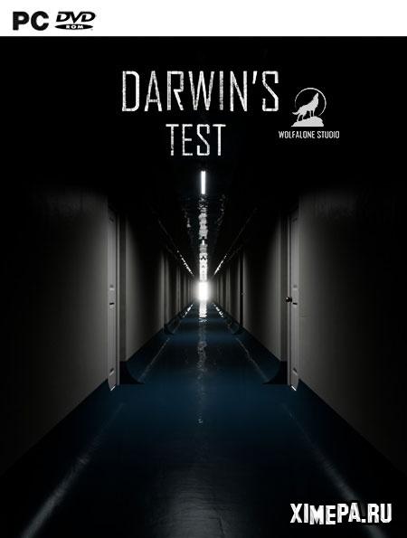 постер игры Darwin's Test