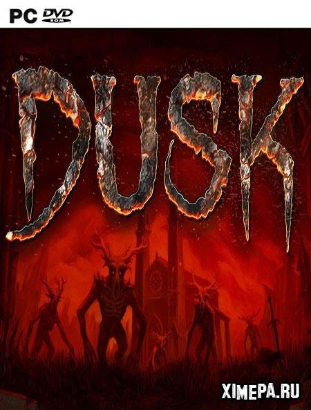 постер игры DUSK