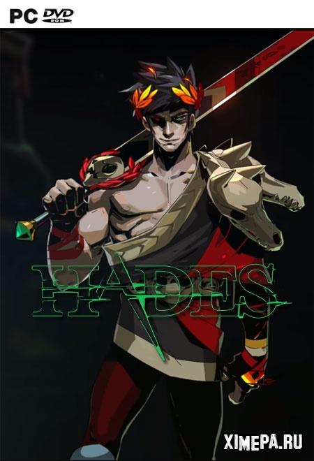 постер игры Hades