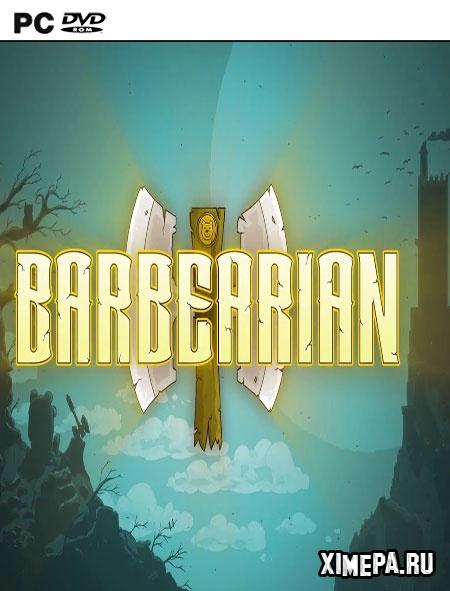 постер игры Barbearian