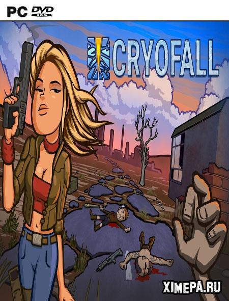 постер игры CryoFall