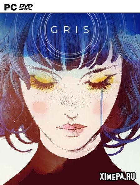 постер игры GRIS