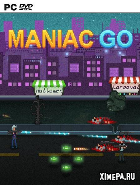 постер игры Maniac GO