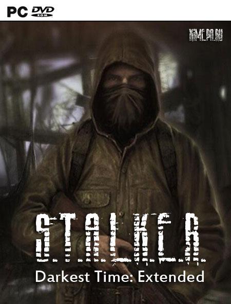 постер Сталкер Darkest Time: Extended