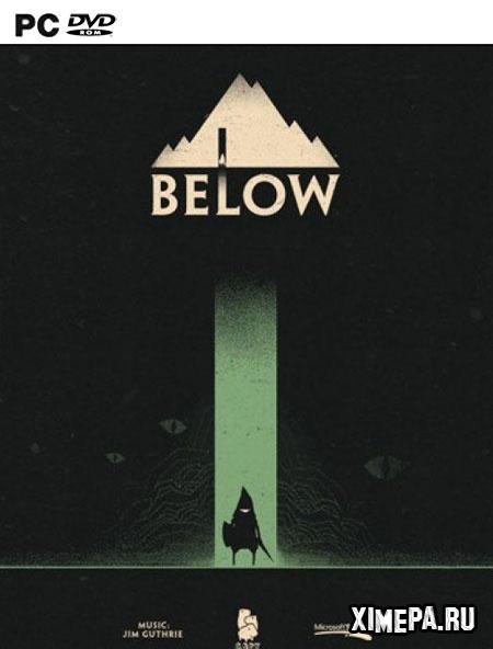 постер игры Below