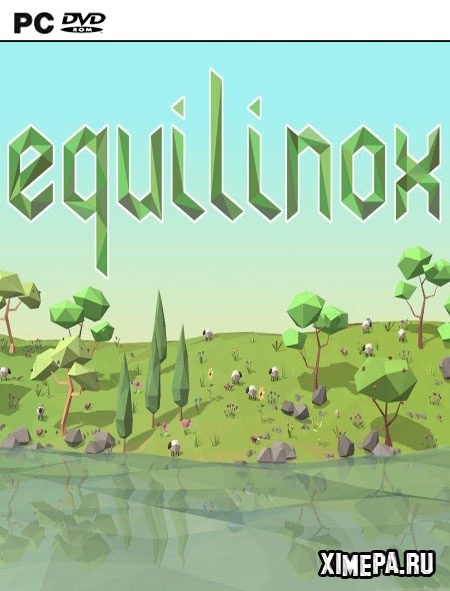 постер игры Equilinox