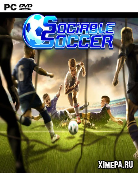 постер игры Sociable Soccer