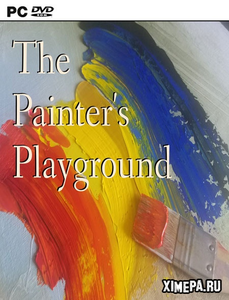 постер игры The Painters Playground