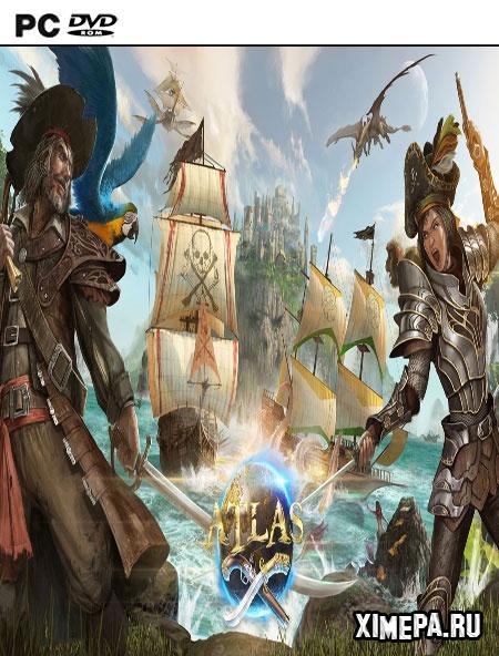 постер игры ATLAS