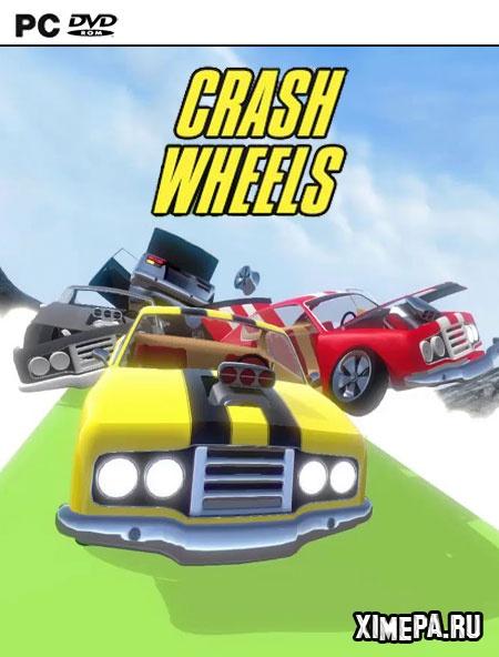 постер игры Crash Wheels