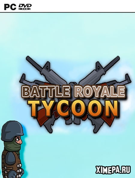 постер игры Battle Royale Tycoon