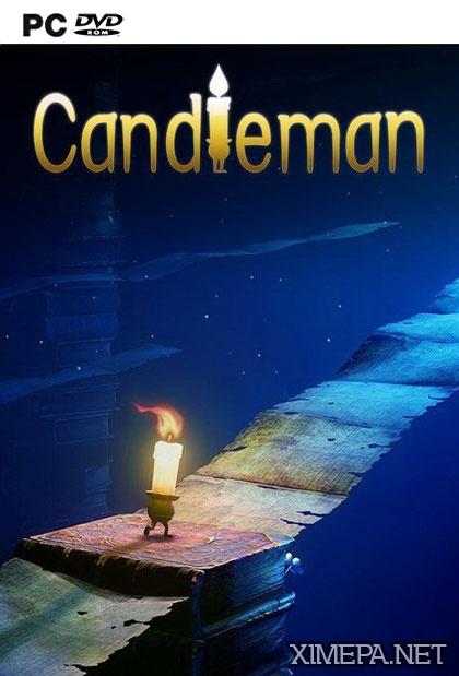 постер игры Скачать игру Candleman: The Complete Journey
