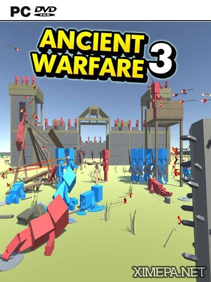постер игры Ancient Warfare 3